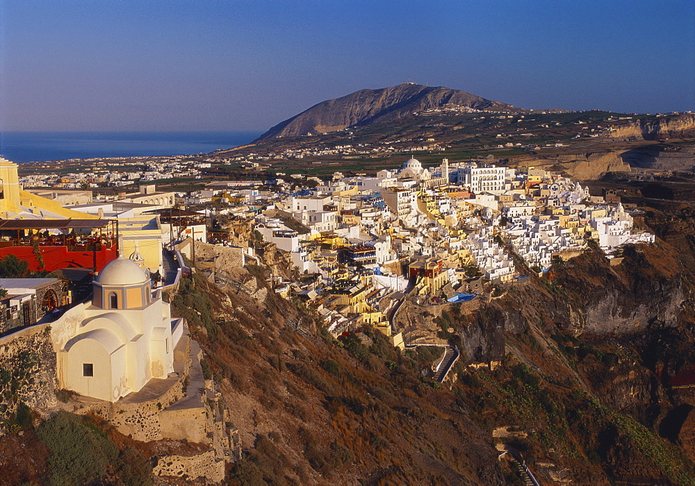Thira, Greece, Europe - 252-7430