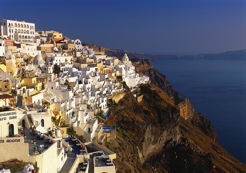 Thira, Santorini, Cyclades, Greece - 252-7433