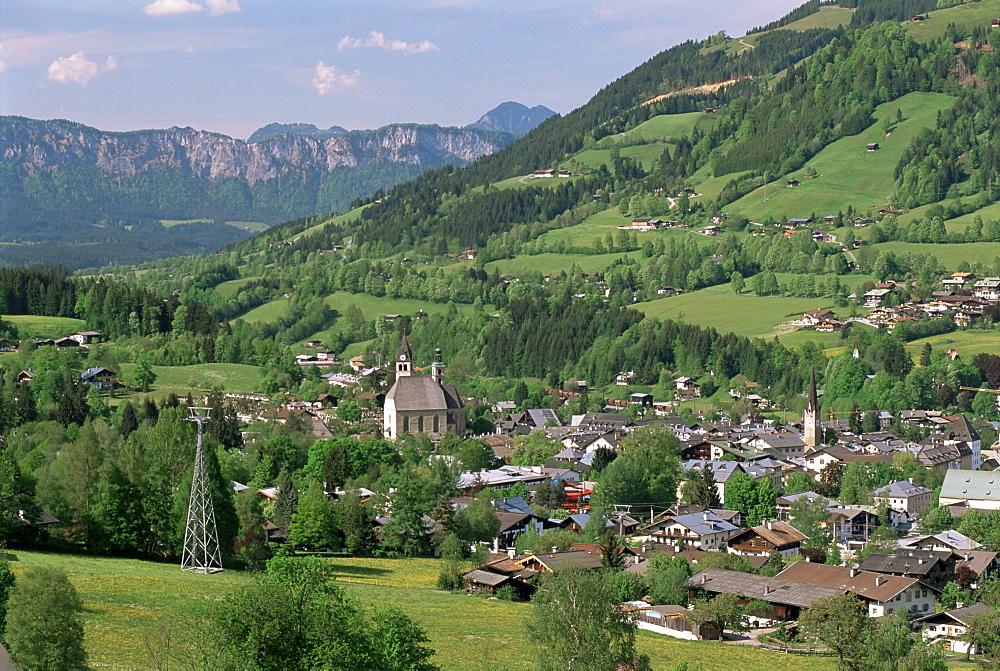 Kitzbuhel, Tirol (Tyrol), Austria, Europe