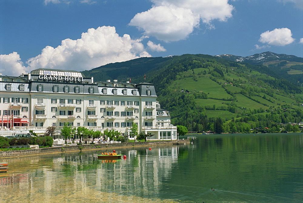 Hohe Tauern National Park region, Austria, Europe