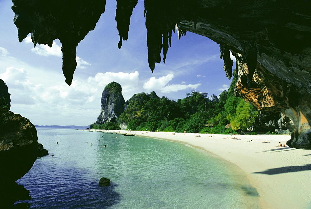 Phnanang Beach, Krabi, Thailand, Asia - 252-983
