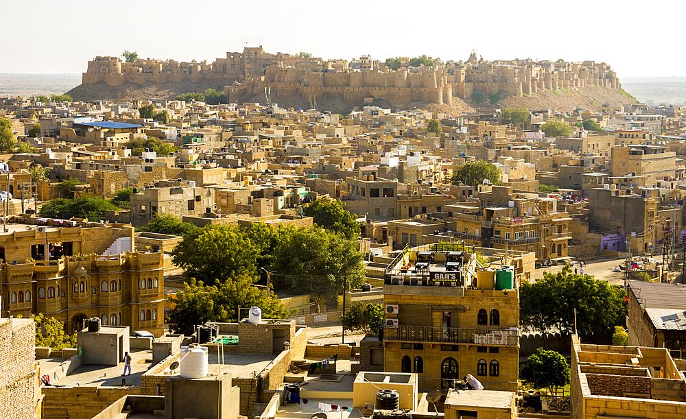 Jaisalmer, Rajasthan, India, Asia - 29-5527