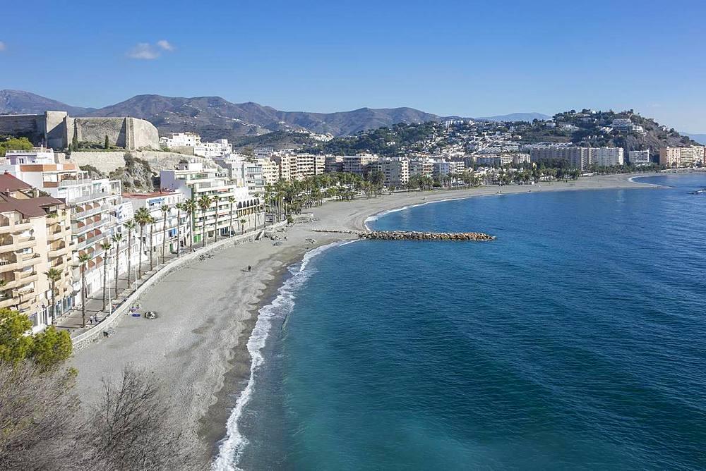 Almunecar, Costa del Sol, Andalucia, Spain, Mediterranean, Europe - 306-4452