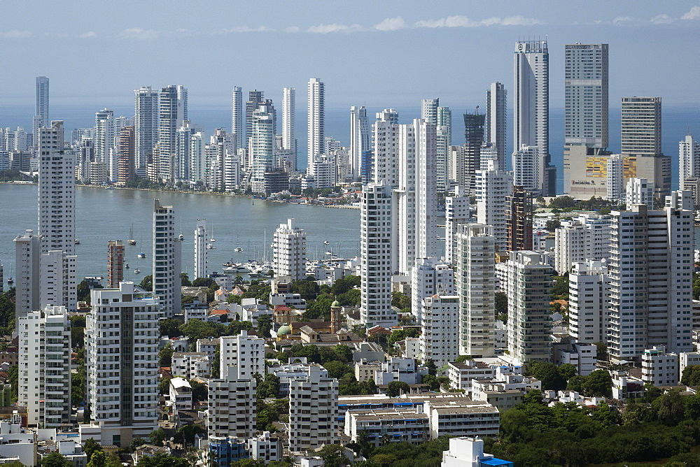 Cartagena, Colombia, South America - 306-4476