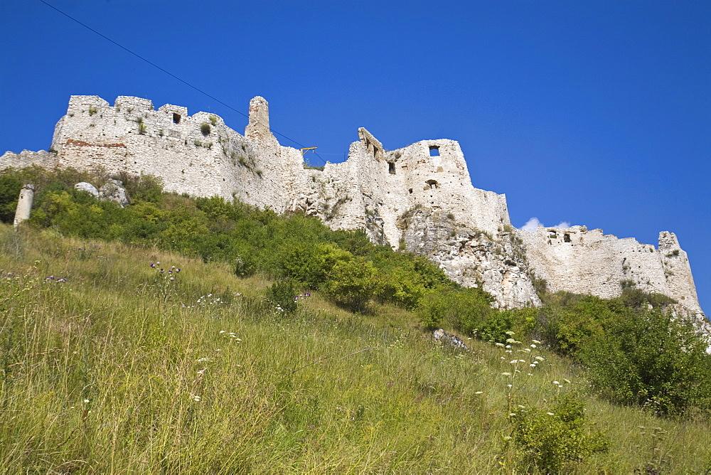 Spiss Castle (Spissky hrad), UNESCO World Heritage Site, Slovakia, Europe