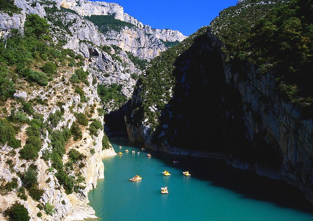 Les Gorges du Verdon, Provence, France - 314-3340