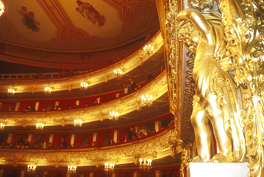 Bolshoi Theatre, Moscow, Russia *** Local Caption ***