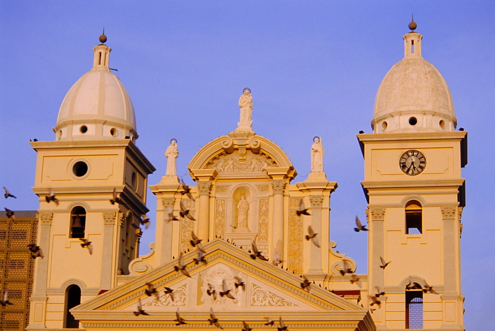 Basilica de la Chiquinquiria, Maracaibo, Venezuela, South America