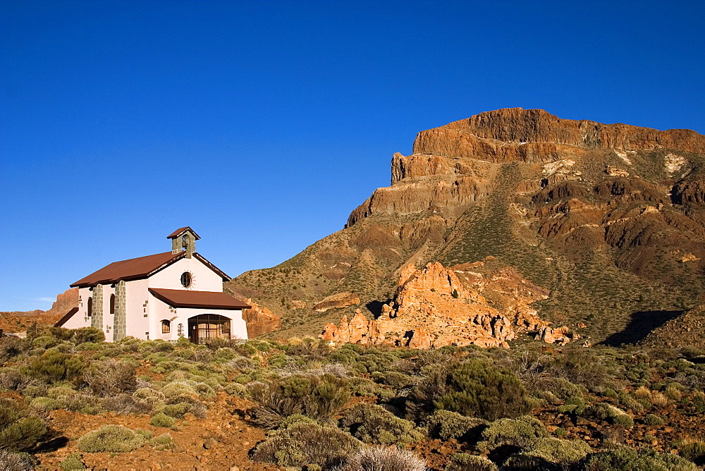 Parque Nacional de Las Canadas del Teide (Teide National Park), Tenerife, Canary Islands, Spain, Europe - 375-758