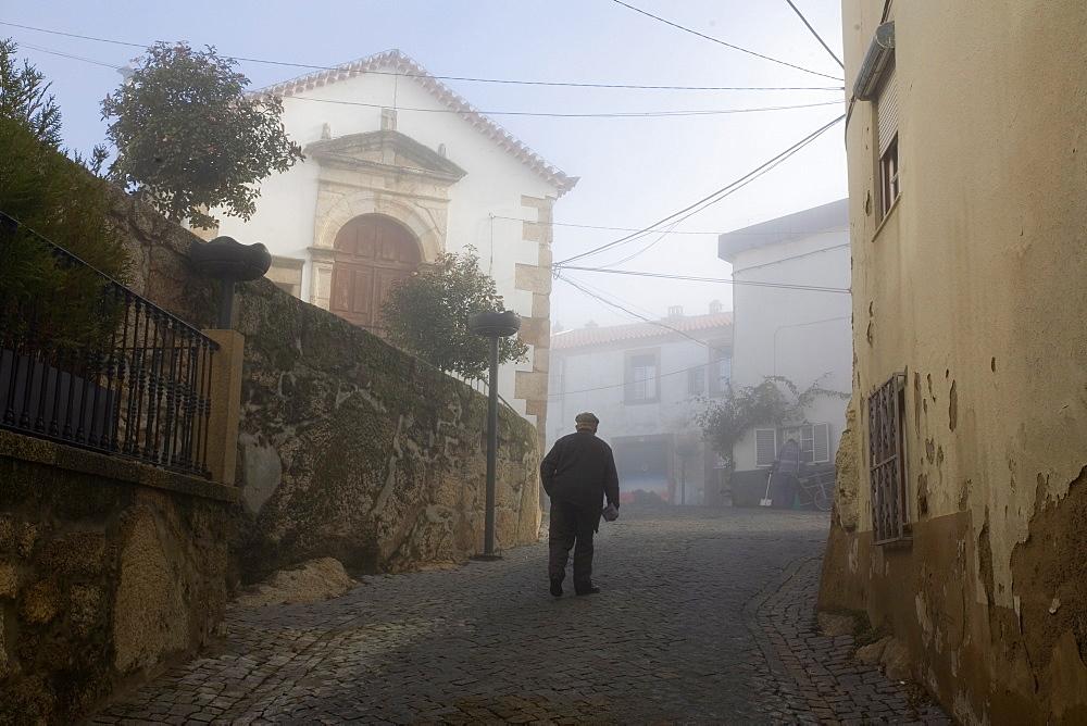 Village life, Idanha-a-Nova, Beira Baixa, Portugal, Europe - 375-815