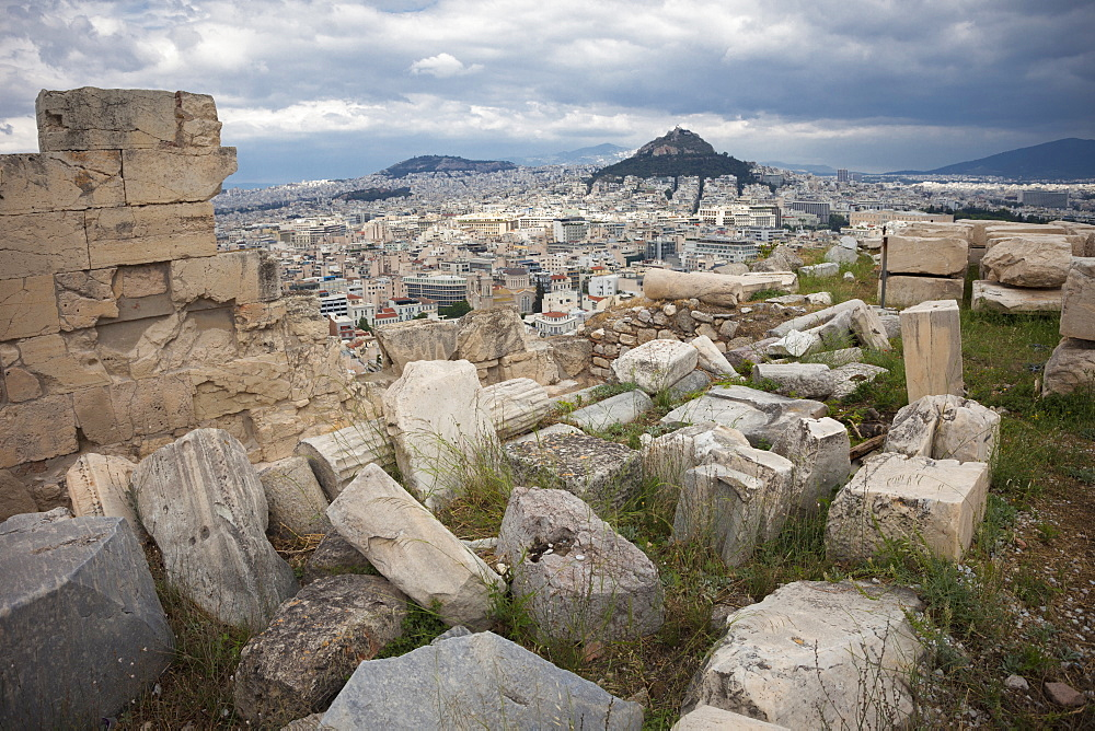 UNESCO World Heritage Site_Acropolis_City looking north - 385-1738