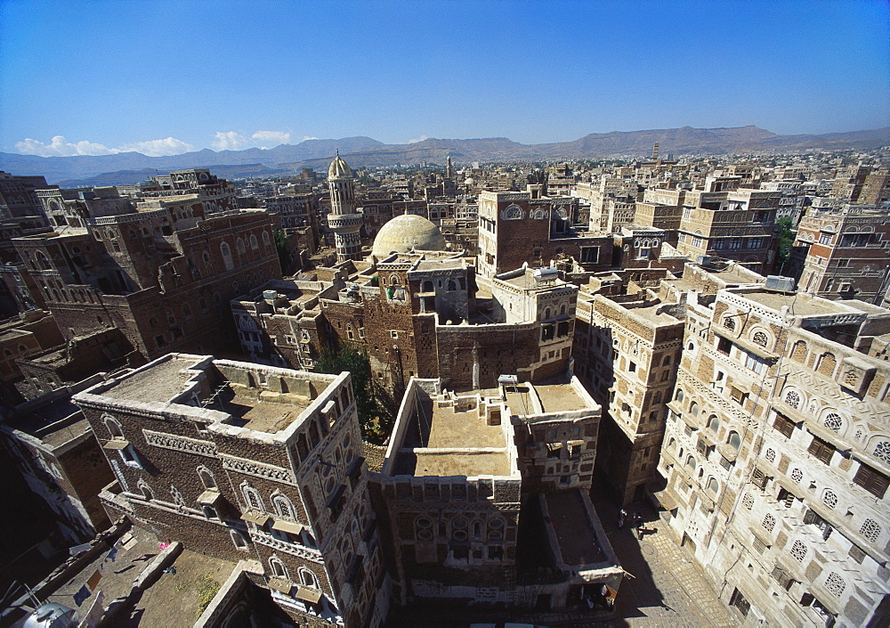 Sanaa, Yemen, Middle east - 39-7748