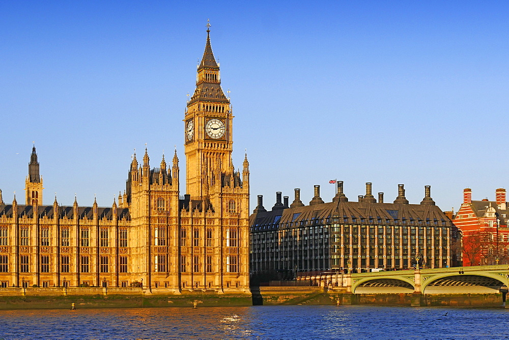 Big Ben, Houses of Parliament, London, United Kingdom