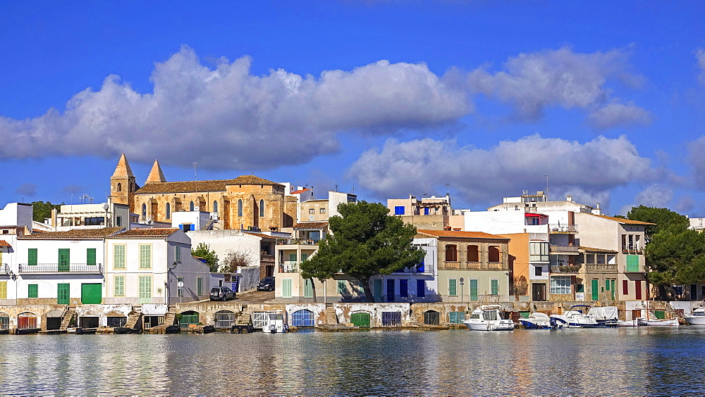 Porto Colom, Majorca, Balearic Islands, Spain, Mediterranean, Europe