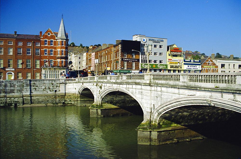 St. Patrick's Bridge, Cork City, Ireland