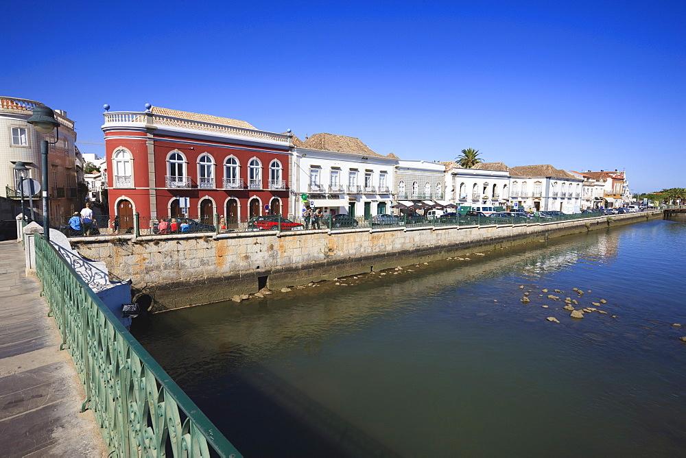 Tavira, Algarve, Portugal, Europe