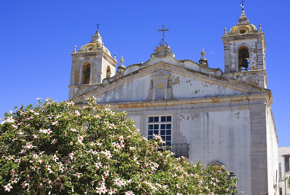Igreja de Santa Maria, Lagos, Algarve, Portugal, Europe