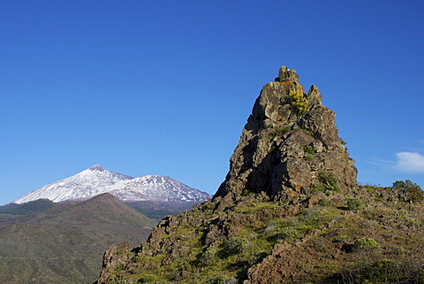 Mount Teide, Tenerife, Canary Islands, Spain, Europe - 478-4615
