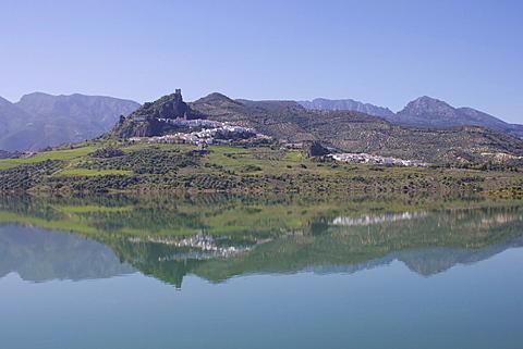 Zahara, Malaga Province, Andalucia, Spain, Europe