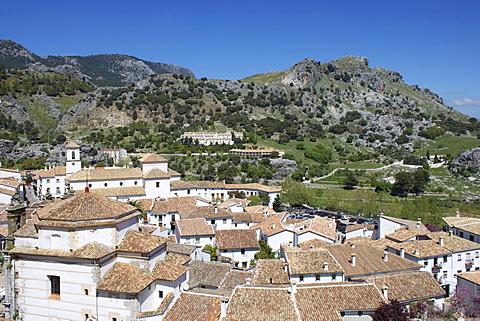 Grazalema, Ronda, Malaga Province, Andalucia, Spain, Europe