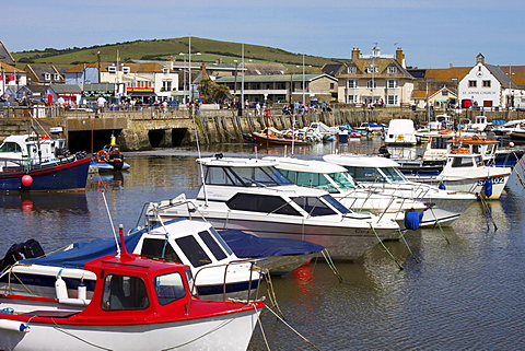 West Bay, Bridport, Dorset, England, United Kingdom, Europe