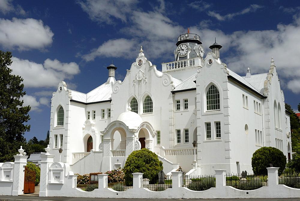 Church, Swellendam, South Africa, Africa - 483-1416