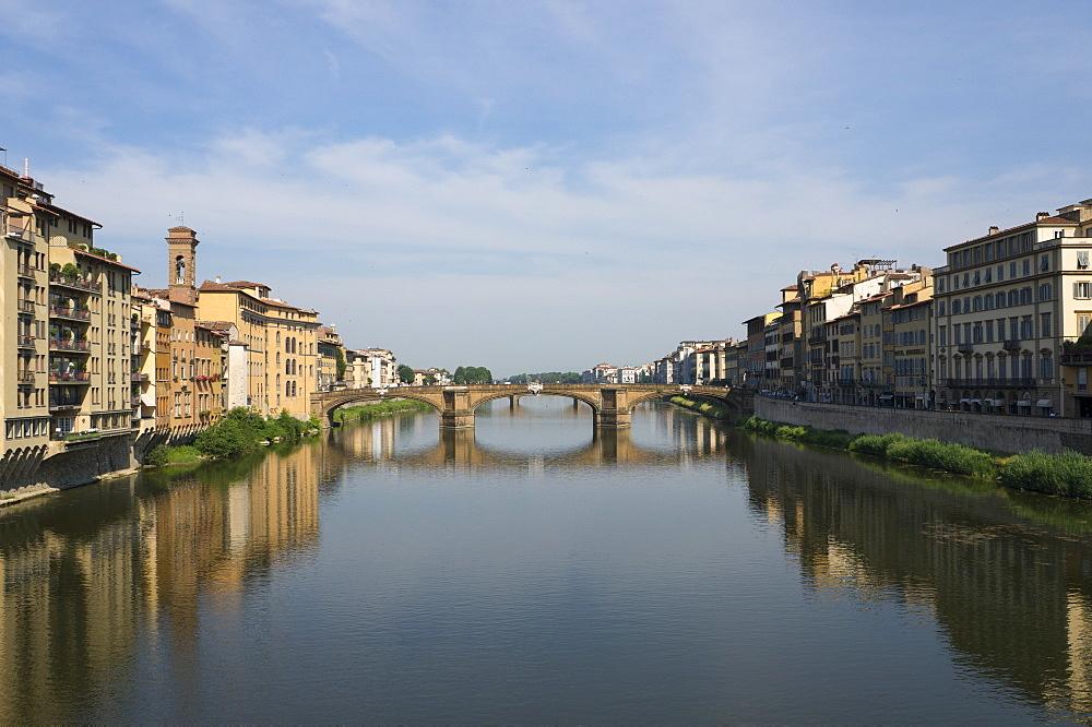 Ponte S. Trinita, Florence, Tuscany, Italy, Europe