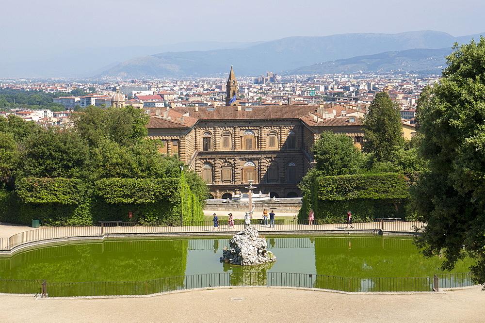 Giardino di Boboli, Florence, Tuscany, Italy, Europe