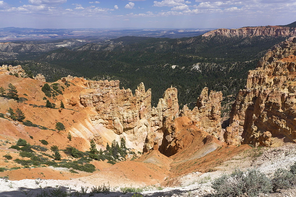 Agua Canyon, Bryce National Park, Utah, United States of America, North America - 483-2101