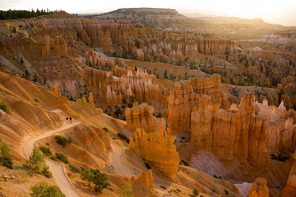 Sunset Point, Bryce National Park, Utah, United States of America, North America - 483-2102
