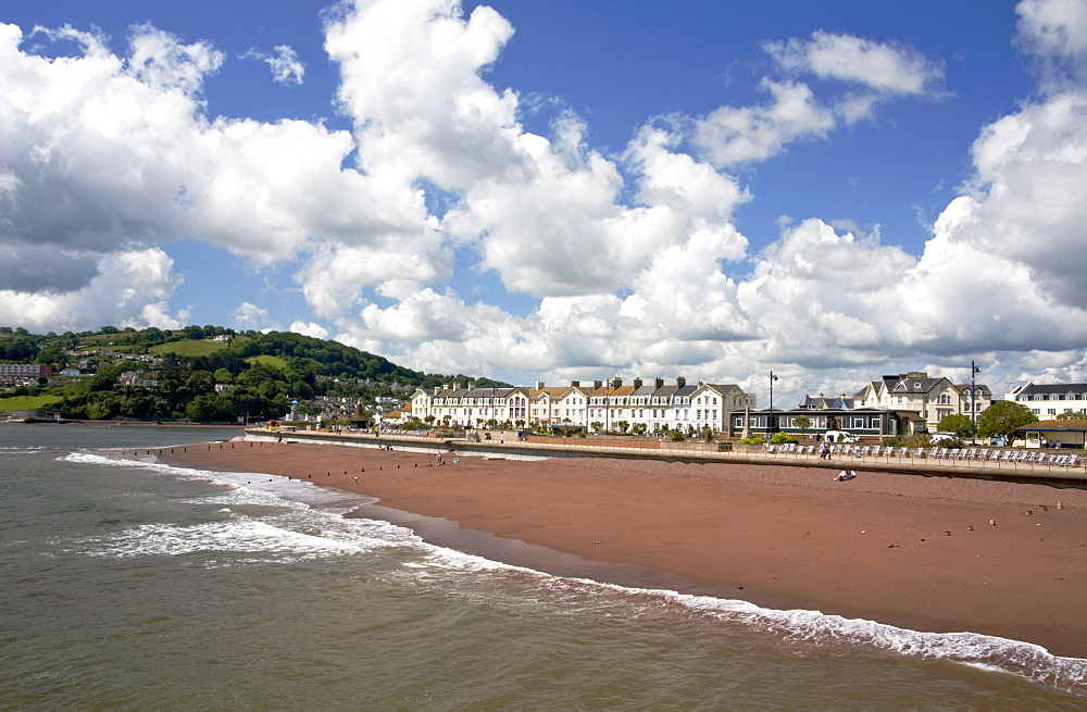 Teignmouth and Shaldon, South Devon, England, United Kingdom, Europe - 485-9647
