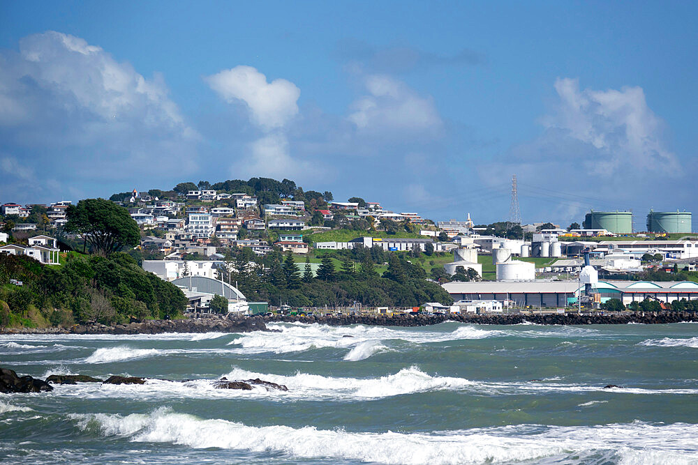New Plymouth, Taranaki, North Island, New Zealand, Pacific - 489-1804