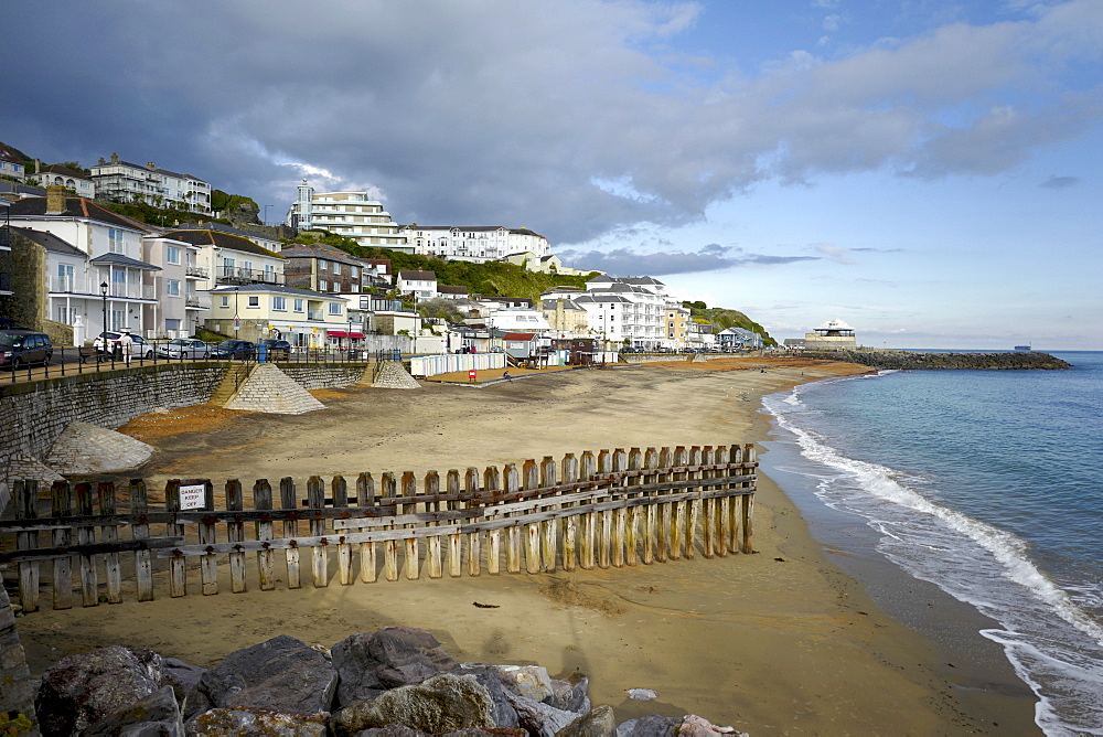 Ventnor beach, Isle of Wight, UK
