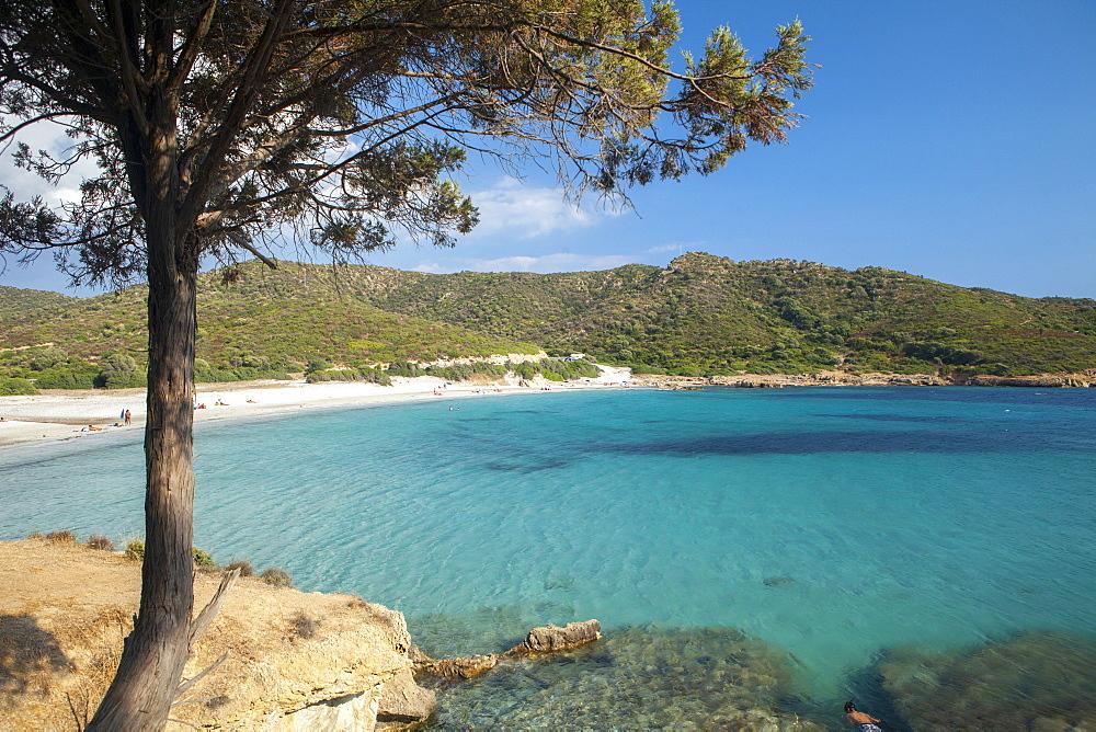 Costa del Sud, near Chia, Cagliari Province, Sardinia, Italy, Mediterranean, Europe - 526-3800