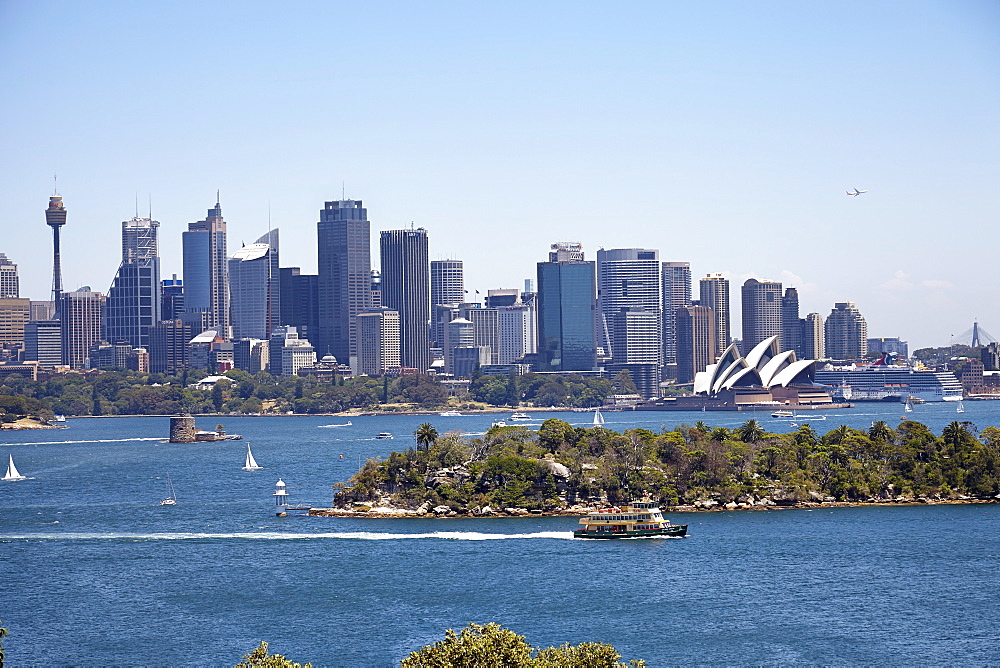 Sydney Harbour, Sydney, New South Wales, Australia, Pacific - 627-1270
