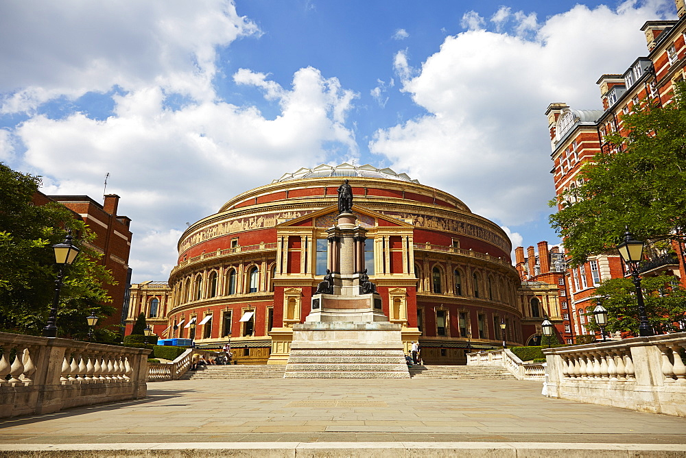 The Royal Albert Hall, South Kensington, London, England, United Kingdom, Europe - 627-1297