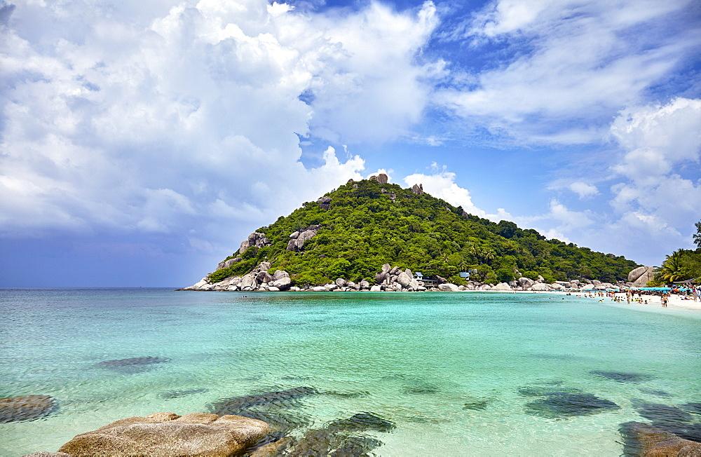 Koh Nang Yuan island, Thailand, Southeast Asia, Asia - 627-1340