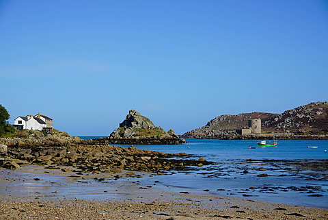 Bryher, Isles of Scilly, England, United Kingdom, Europe - 641-13381