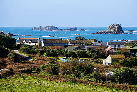 Bryher, Isles of Scilly, England, United Kingdom, Europe - 641-13389