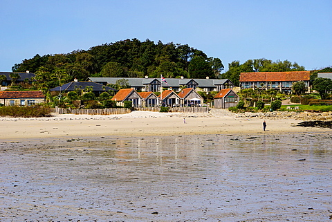Old Grimsby, Tresco, Isles of Scilly, England, United Kingdom, Europe - 641-13391