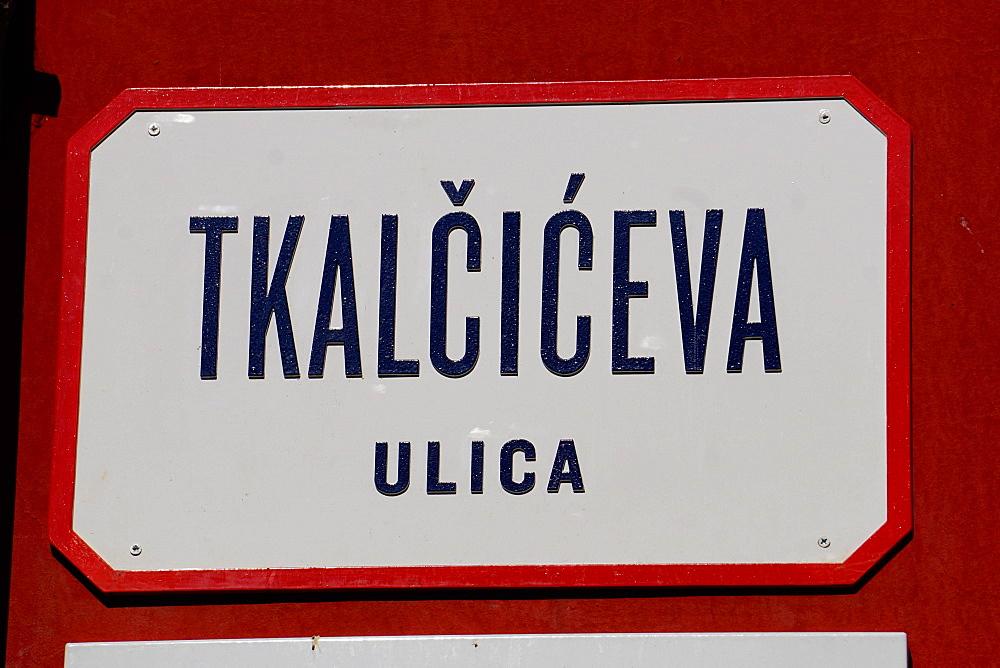Zagreb, Croatia, Europe - 641-13450