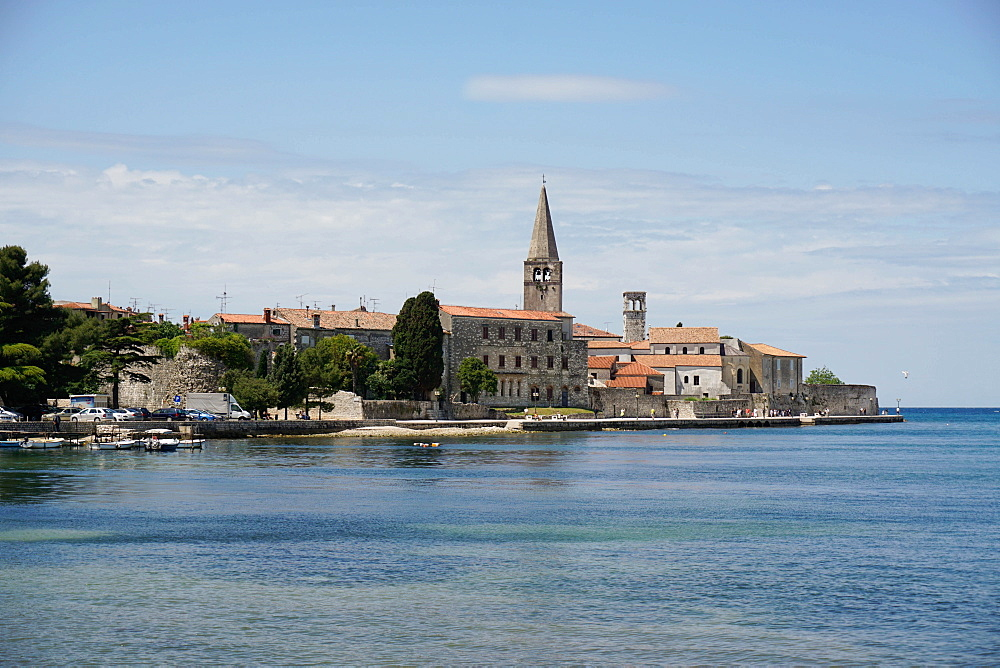 Porec, Istra Peninsula, Croatia, Europe