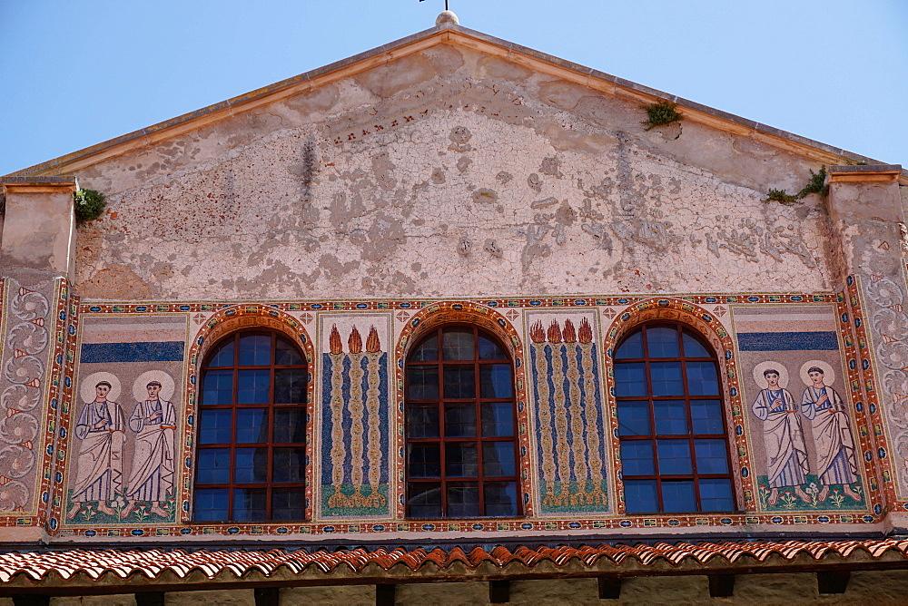 Euphrasian Basilica, UNESCO World Heritage Site, Porec, Istra Peninsula, Croatia, Europe - 641-13459