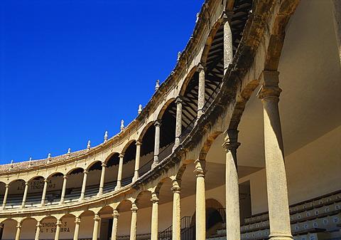 Plaza de Toros Bullring, Ronda, Spain - 645-3813