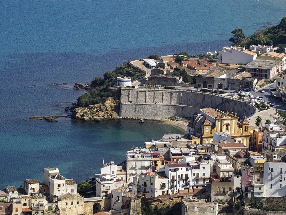 Castallammare del Golfo, Trapani Province, Sicily, Italy, Mediterranean, Europe - 667-2606