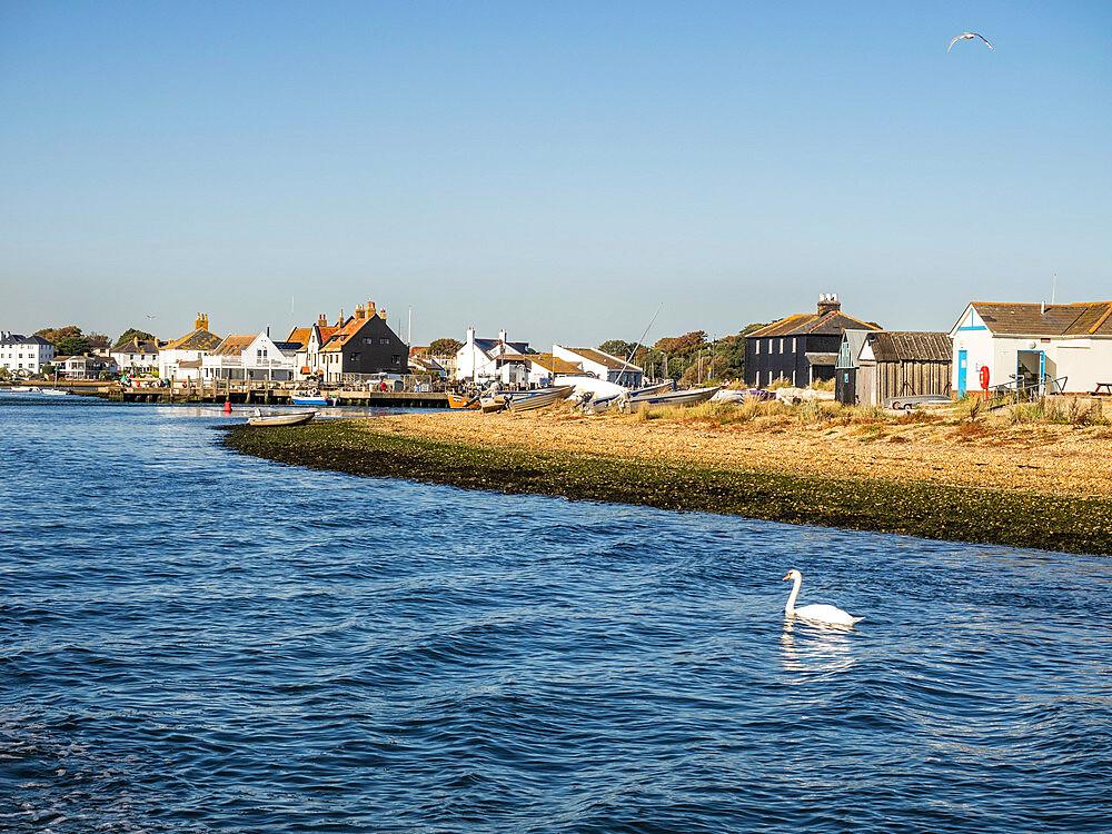 The Quay, Mudeford, Dorset, England, United Kingdom, Europe - 667-2683
