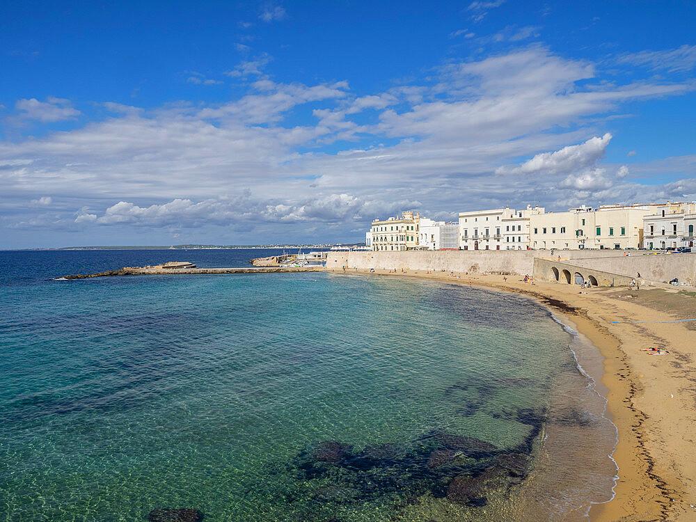 The Beach, Gallipoli, Puglia, Italy, Europe - 667-2693