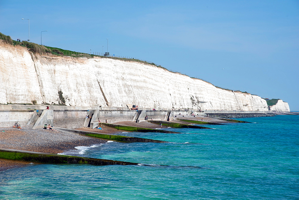 Undercliff Beach, Brighton, Sussex, England, United Kingdom, Europe