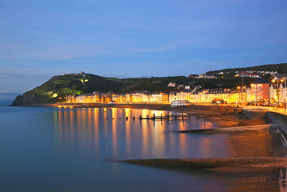 Aberystwyth, Ceredigion, West Wales, United Kingdom, Europe - 696-854