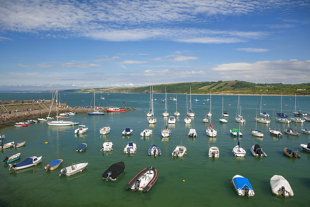 New Quay, Ceredigion, West Wales, United Kingdom, Europe